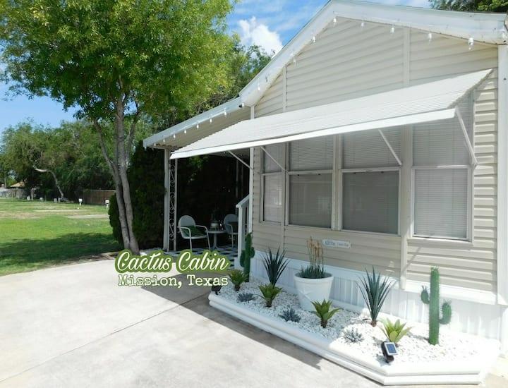 Cactus Cabin (55+ unless special permission)