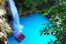 Kawasan Falls and Canyoneering