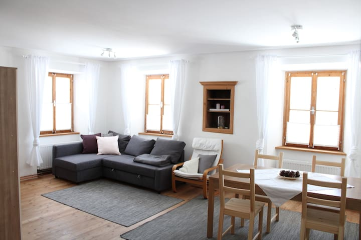cosy appartement in beautiful country house