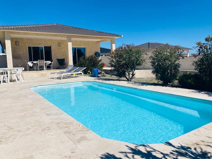 Villa Littariccia avec piscine privée 6 pers
