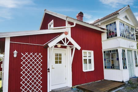 Holiday cottage with 4 bedrooms on 108m² in Årjäng