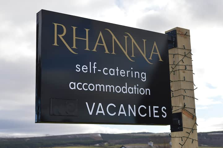 Rhanna, Self catering annexe - Culloden, Inverness