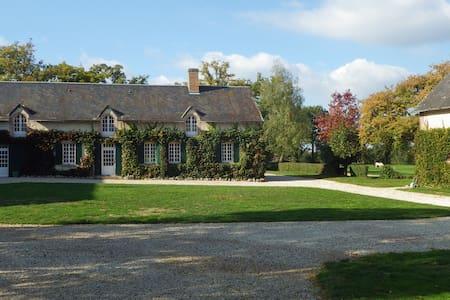 Les Henrys - Ennordres - Haus