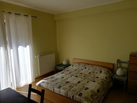 Large double room!