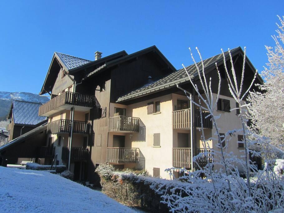 Residence Mont Blanc Plein Sud