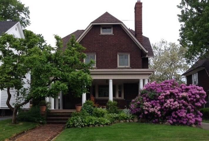 Century Home -   Attic Suite