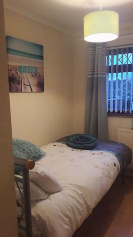 Single Bedroom In Nice House Near Station - Saint Helens