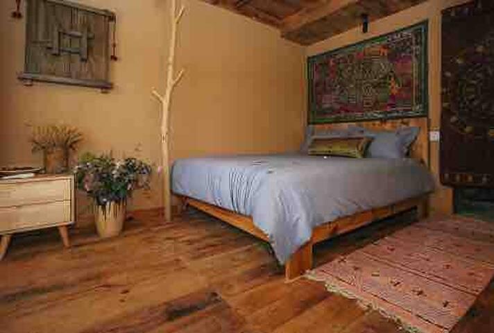 花影,1.5米双人床