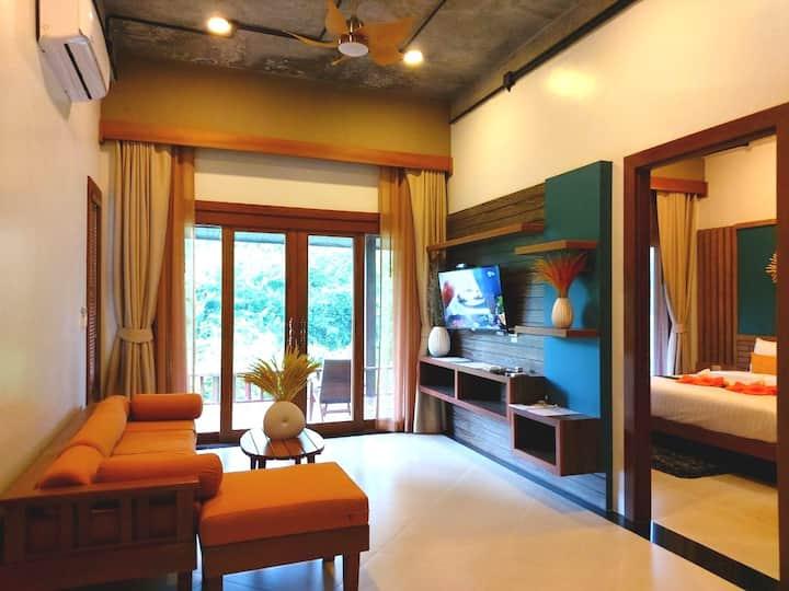 Thap Kaek B2 Villa  私人别墅  在图拜海滩 (2 Bedroom Villa)
