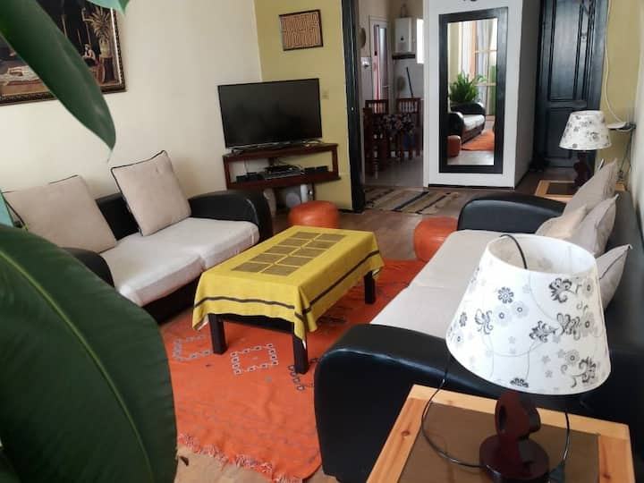 Beautiful apartement in the heart of tangier