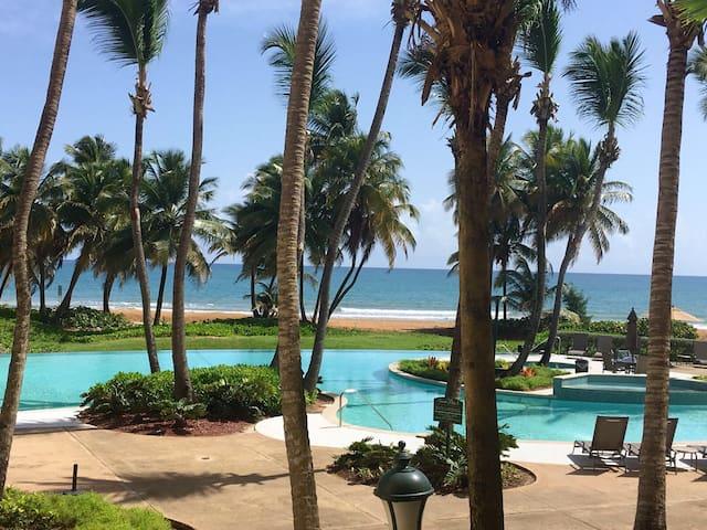 Ocean Front Villa - Beachfront - OCEAN VIEW