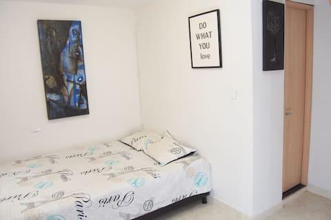 102-Apartamento a 3 cuadras del C.C. San Nicolás