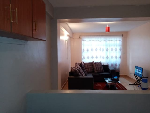 Cozy discreet apartment walking distance from town