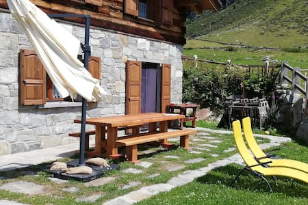 Chalet EXCLUSIVE 140 m2 in Madesimo