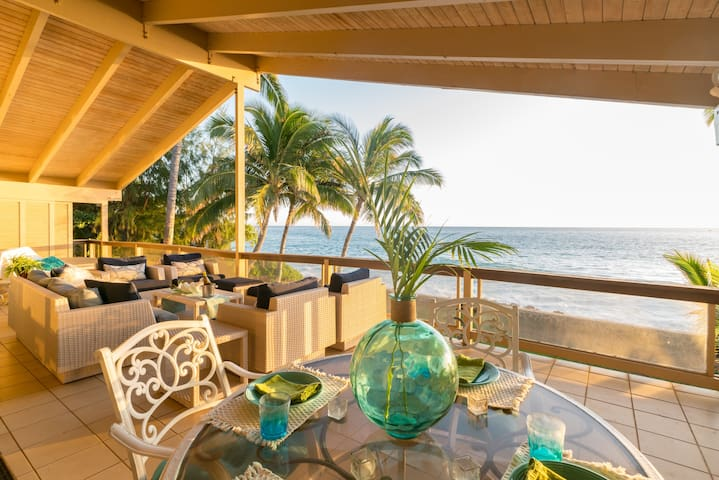 Endless Summer Oceanfront Retreat!