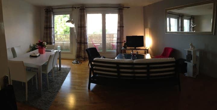 100m² Duplex La Madeleine