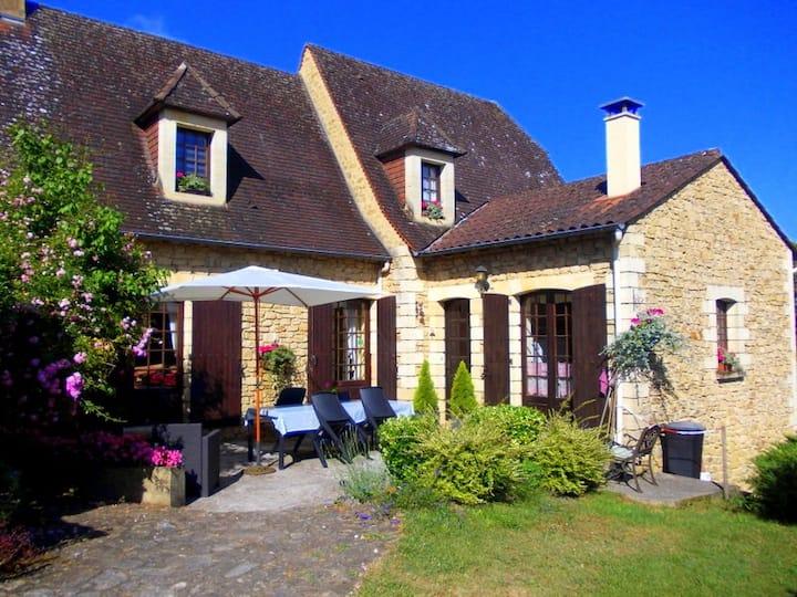 La Cachette B&B near Sarlat & Domme