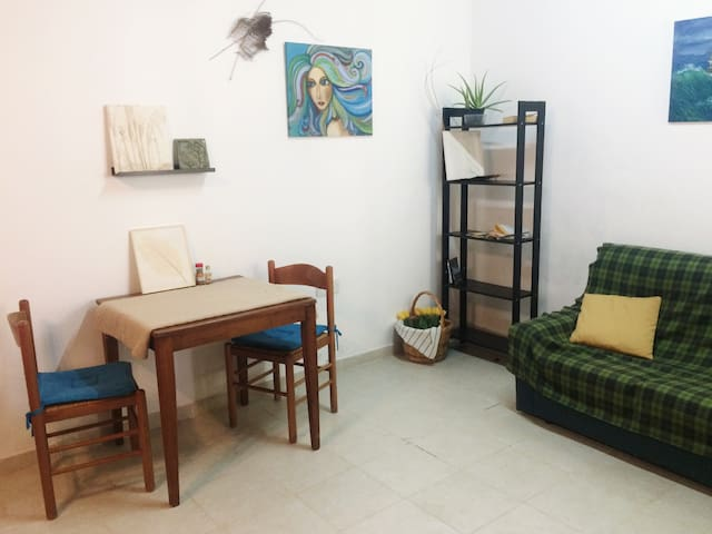 Village guesthouse/double bed, Peyia centre,Akamas