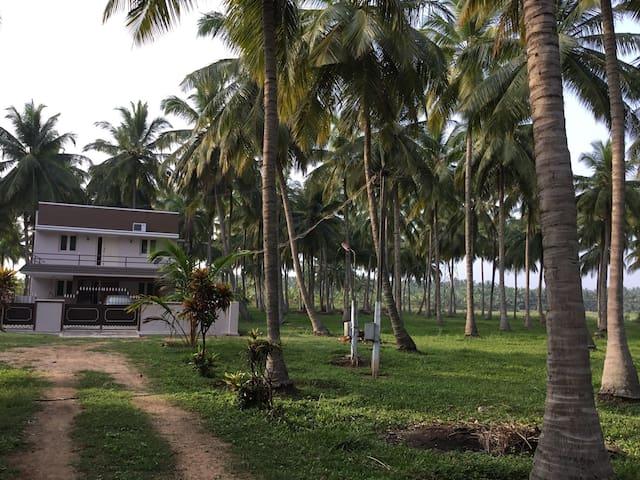 A beautiful farmhouse - Coimbatore