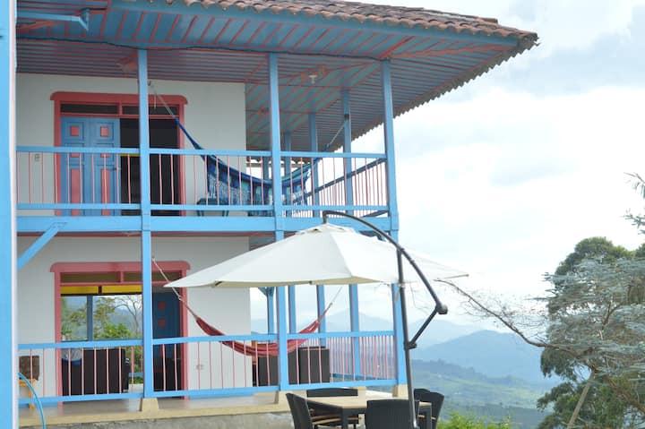 Hotel De Montaña Los Guaduales