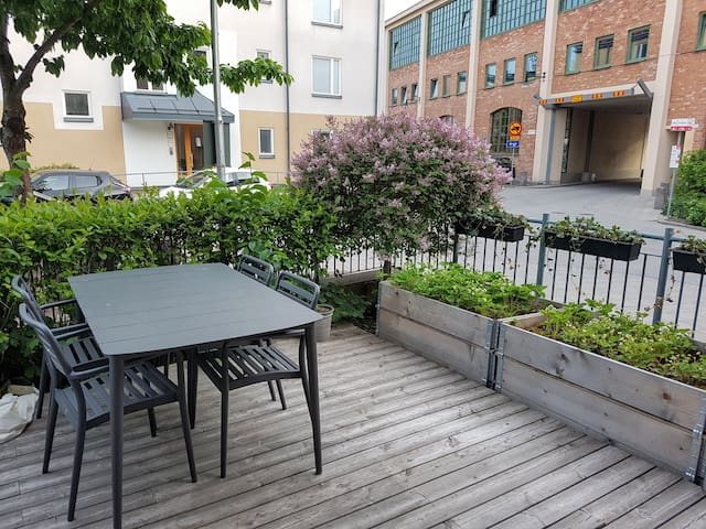Spacious and modern 2,5 BR apartment in Nacka