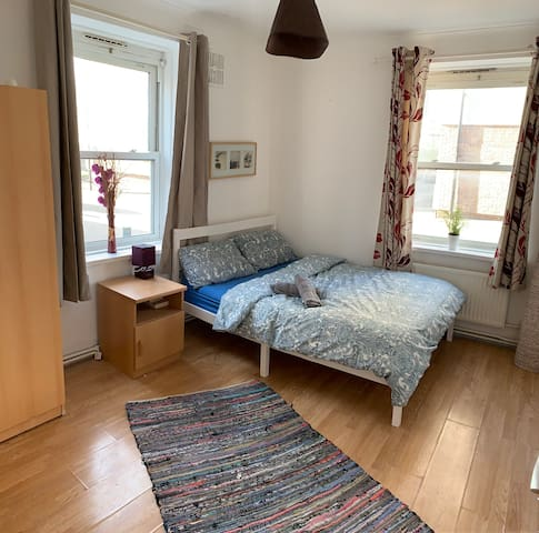 Double room in Shoreditch (Gibraltar D)