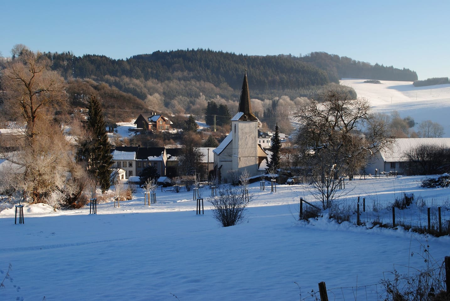 Rockeskyll in the winter