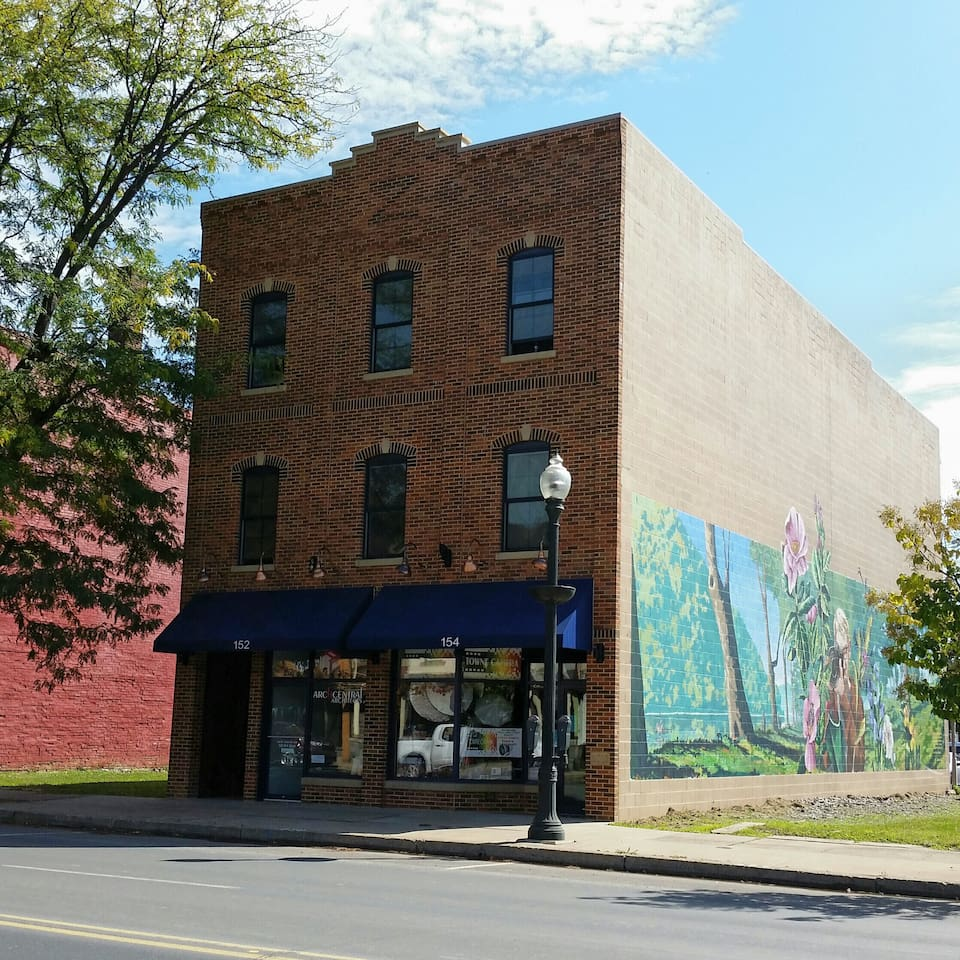 The Zarrett Building-Your Home Away from Home