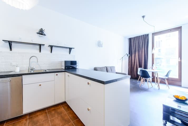 "Centrum Apartment ""Ogród Saski"""