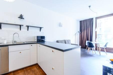 """Centrum Apartment """"Ogród Saski"""" - 华沙 - 公寓"""