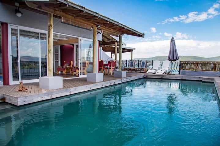 C&M Knysna Luxury Self Catering Home