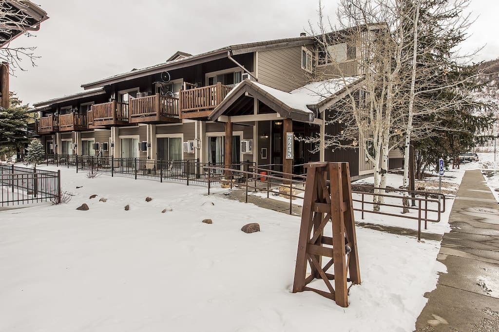 Experience the best of Park City from this wonderful vacation rental studio condo!