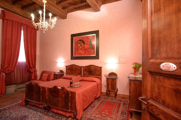 B&B Casa Tintori - Camera Rossa