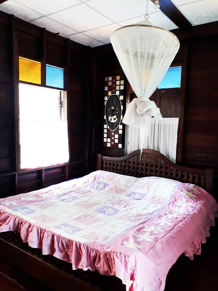 Long Term Stay with Thai Homestay (H.1)