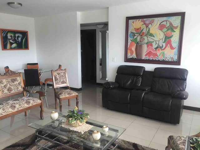 Downtown Condo Penthouse entire home