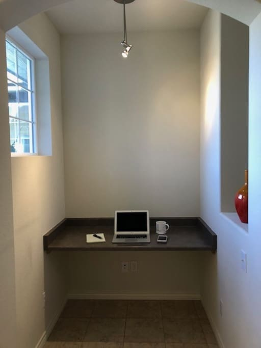 Private work station