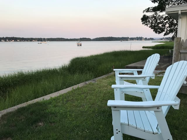 Ohana Cottage - Bristol, RI- waterfront
