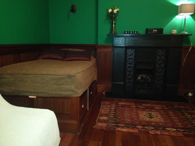 Very large, elegant room in well-located house - London - House