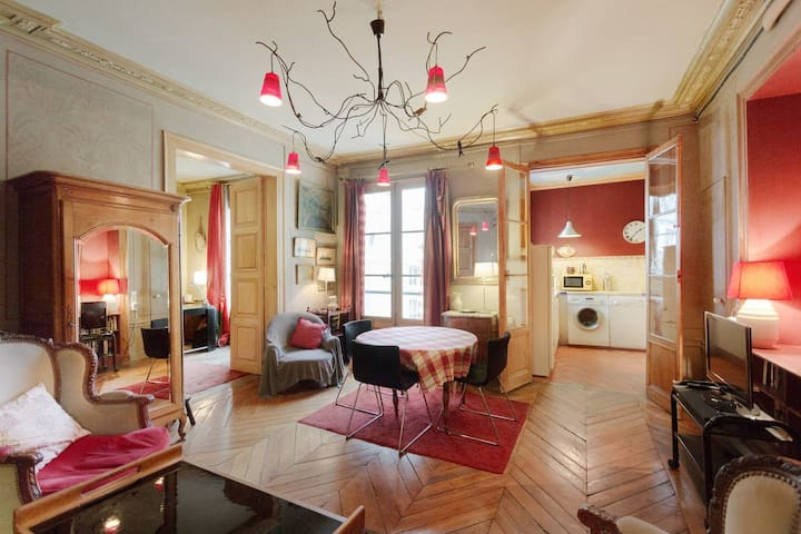 Classic and charming St Germain
