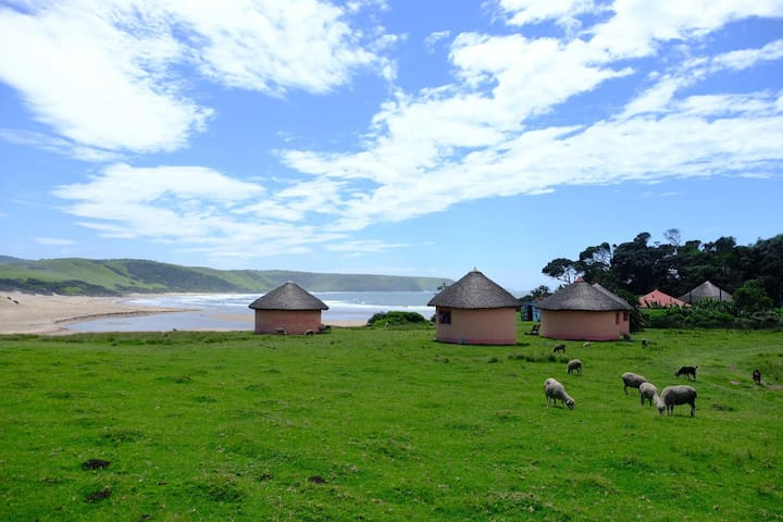 Accomodation on the beautiful Wild Coast