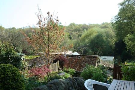 Garden Rooms in Victorian home - Casa