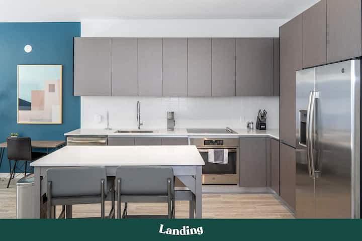 Landing | Modern Apartment with Amazing Amenities (ID1664)
