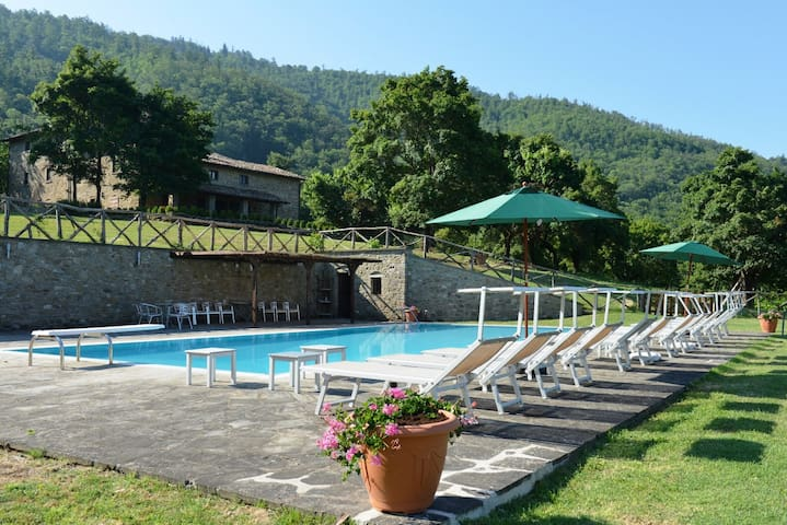 CANTO ALLA PACE bellissima villa - Monterchi - House