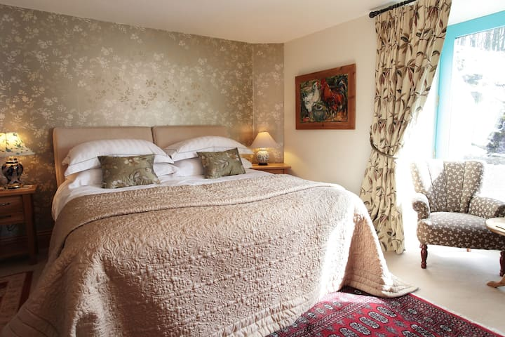 The Seven Room - Hollinsclough - Bed & Breakfast