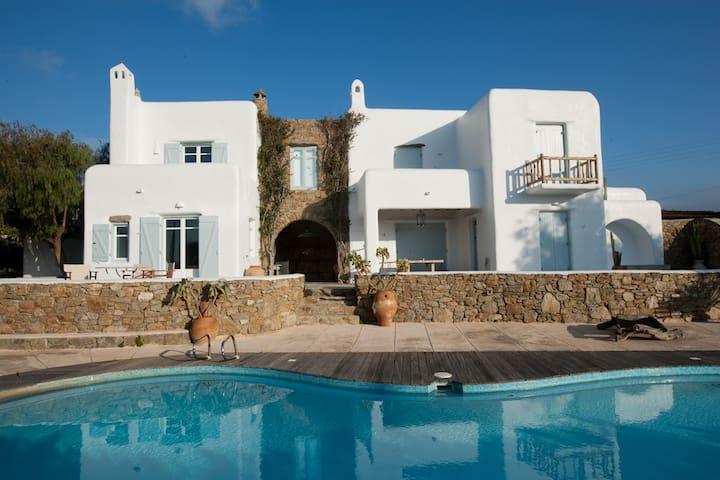 Ano Mera, Mykonos, Vineyard Home - Áno Merá, Mykonos - Villa