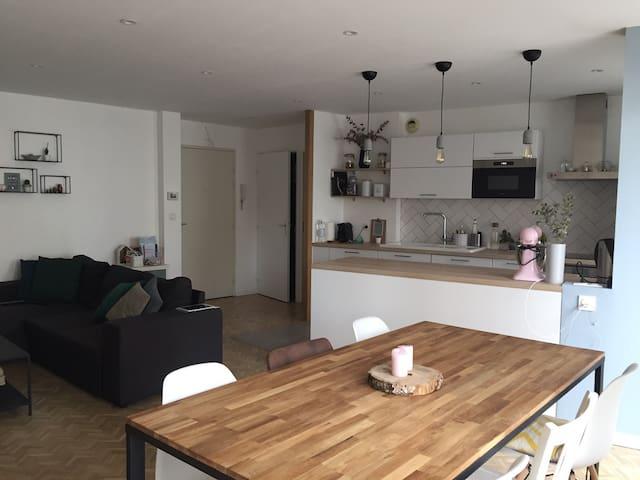 Chambre privée | appartement cosy | proche métros