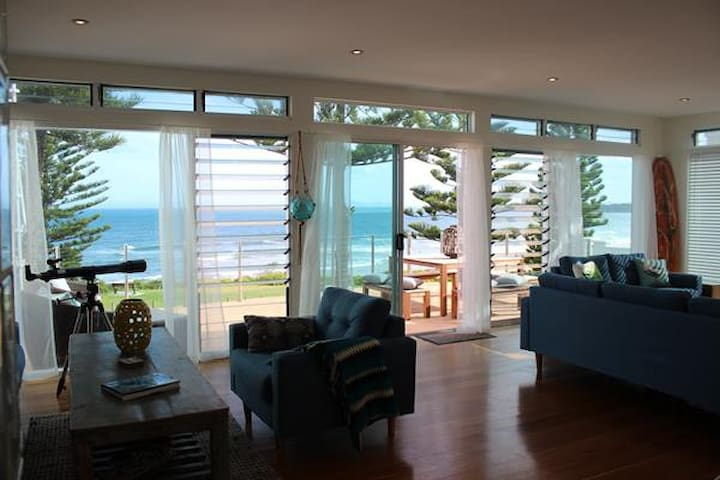 Surround Yourself With Ocean Views - Wallabi Point - Casa