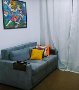 Ideal para longas conexões em GRU!! - Guarulhos - Appartement