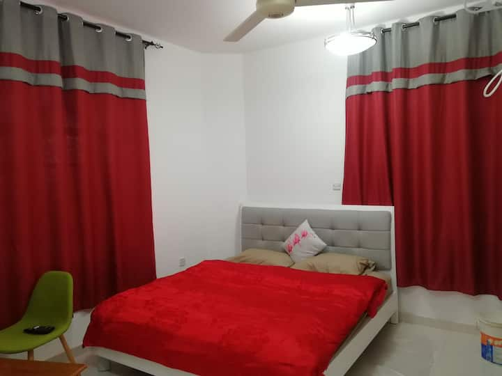 Very nice furnished room for rent in Ghubra 18 Nov