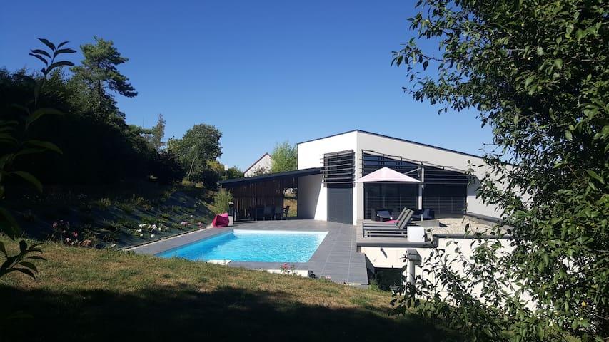 Grande maison contemporaine 180 m2 T7